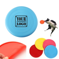 Silicone Flying Disc Flyer