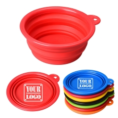 Silicone Pet Food Bowls