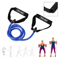 20lbs – 24lbs Exercise Tube Band - Blue