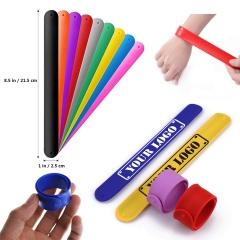 Youth Silicone Slap Bracelet