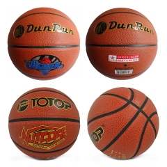 Custom Official Size Basketball