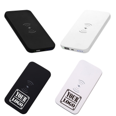 5,000 mAh Wireless Charging Power Bank