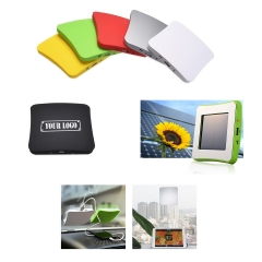 2600 mAh Window Cling Solar Charger