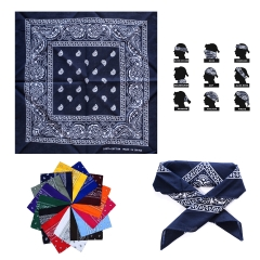 Unisex Single-side Printed Bandanas