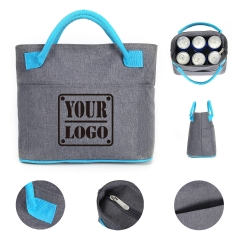 Insulated Cooler Tote Bag