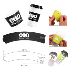 Adjustable Coffee Cup Sleeve