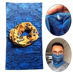 Summer Neck Gaiter Bandana