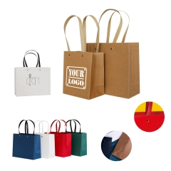 Eco-Friendly Kraft Tote Bag