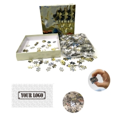 500 Piece Jigsaw Puzzle For Kids